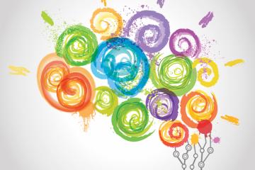 اهمیت رنگ در طراحی وب
